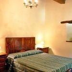 Ferienhaus Toskana mit Pool und Hund TOH380 Schlafraum