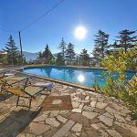 Ferienhaus Toskana mit Pool und Hund TOH409