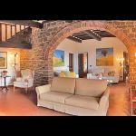 Ferienhaus Toskana mit Pool und Hund TOH409 Couch