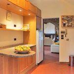 Ferienhaus Toskana mit Pool und Hund TOH409 Küche
