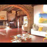 Ferienhaus Toskana mit Pool und Hund TOH409 Wohnbereich