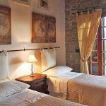 Ferienhaus Toskana mit Pool und Hund TOH409 Zweibettzimmer