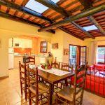 Ferienhaus an der Costa Brava CBV2164 Esstisch
