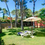 Ferienhaus an der Costa Brava CBV2164 Garten mit Liegen