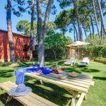 Ferienhaus an der Costa Brava CBV2164 Garten mit Pool