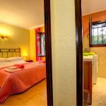 Ferienhaus an der Costa Brava CBV2164 Schlafzimmer mit Bad