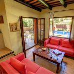 Ferienhaus an der Costa Brava CBV2164 Wohnbereich