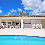 Luxus Ferienhaus Mallorca MA3996 Grillhaus