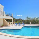 Luxus Ferienhaus Mallorca MA3996 Poolterrasse