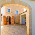 Luxusfinca Mallorca MA53375 Patio