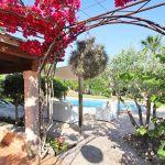 Ferienhaus Mallorca MA33403 Garten