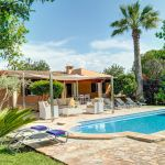 Ferienhaus Mallorca MA33403 Garten mit Pool