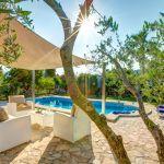 Ferienhaus Mallorca MA33403 Gartenmöbel auf der Terrasse