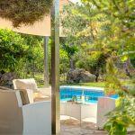 Ferienhaus Mallorca MA33403 Gartenmöbel auf der Terrasse (2)