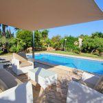 Ferienhaus Mallorca MA33403 Sitzgruppe am Pool