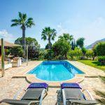 Ferienhaus Mallorca MA33403 Sonnenliegen auf der Terrasse