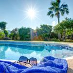 Ferienhaus Mallorca MA33403 Terrasse am Pool (2)