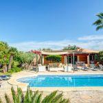 Ferienhaus Mallorca MA33403 Terrasse am Swimmingpool