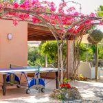Ferienhaus Mallorca MA33403 Tischtennis-Platte am Haus