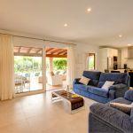 Ferienhaus Mallorca MA33403 Wohnraum mit TV