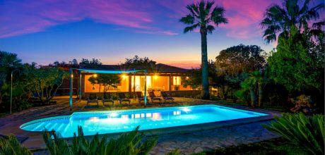 Mallorca Nordküste – Komfort-Ferienhaus Pollensa 33403 mit Pool auf schönem Gartengrundstück, Strand 4,5km. An- und Abreisetag Samstag.