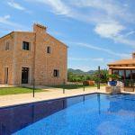 Luxus-Ferienhaus Mallorca MA4811 Grillhaus am Pool