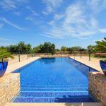 Luxus-Ferienhaus Mallorca MA4811 Pool mit Treppe