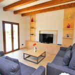 Luxus-Ferienhaus Mallorca MA4811 Sitzecke mit TV