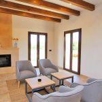 Luxus-Ferienhaus Mallorca MA4811 Sitzgruppe im Wohnraum