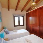 Luxus-Ferienhaus Mallorca MA4811 Zweibettzimmer