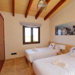 Luxus-Ferienhaus Mallorca MA4811 Zweibettzimmer (2)