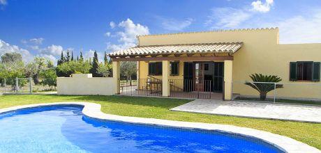 Mallorca Nordküste – Ferienhaus Pollensa 3381 mit Pool für 6 Personen, Grundstück 10.000qm, Wohnfläche 130qm. An- und Abreisetag nur Samstag. Last-Minute Preise Juni. 2018 jetzt buchen!
