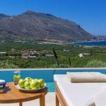 Ferienhaus Kreta KV23165 Gartenmöbel am Pool