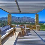 Ferienhaus Kreta KV23165 Sitzeck mit Esstisch