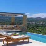 Ferienhaus Kreta KV23165 Terrasse am Pool
