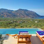 Ferienhaus Kreta KV23165 mit Sonnenliegen