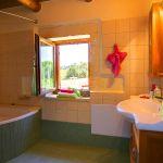 Ferienhaus Kreta KV32304 Badezimmer mit Wanne
