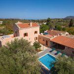 Ferienhaus Kreta KV32304 Blick auf das Anwesen