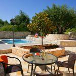 Ferienhaus Kreta KV32304 Gartenmöbel auf der Terrasse