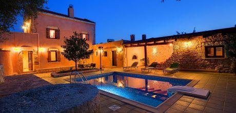 Ferienhaus Kreta Vamos 22304 mit Pool und Internet für 4 Personen mieten. Wechseltag Dienstag.