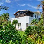 Villa Costa del Sol CSS4111 Garten mit Palme
