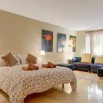 Villa Costa del Sol CSS4111 Schlafzimmer mit Couch