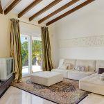 Villa Costa del Sol CSS4111 Sitzecke mit TV