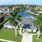 Villa Florida FMI5570 aus der Luft