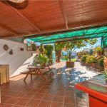 Ferienhaus Gran Canaria GC2024 überdachte Terrasse