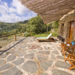 Ferienhaus Gran Canaria GCN1100 Gartenmöbel auf der Terrasse