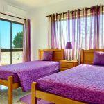 Ferienhaus Algarve ALS3002 Zweibettzimmer
