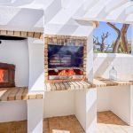 Ferienhaus Algarve ALS4062 Grillbereich