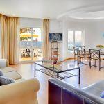 Ferienhaus Algarve ALS4062 Wohnbereich