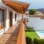 Ferienhaus Gran Canaria GC1247 Balkon